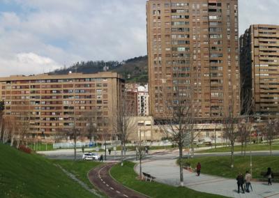 Reforma y Transformación a gas, comunidad de propietarios en Bilbao
