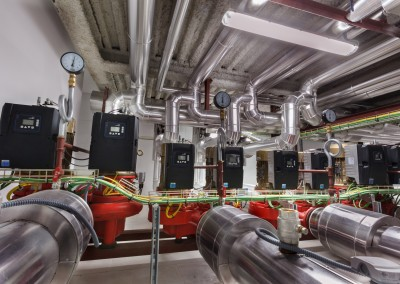 Reforma y Transformación a gas, comunidad de propietarios en Bilbao 16