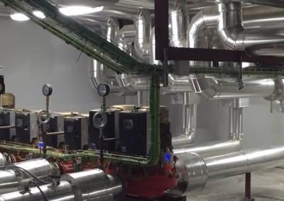 Reforma y Transformación a gas, comunidad de propietarios en Bilbao 15