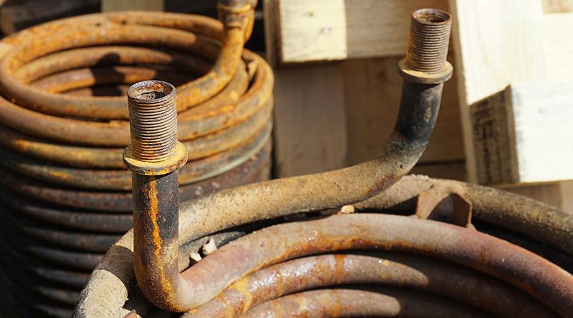 ¿Dónde terminan las piezas viejas de tu calefacción?